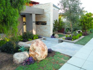 Eichen/Flieder Residence Landscape and Art