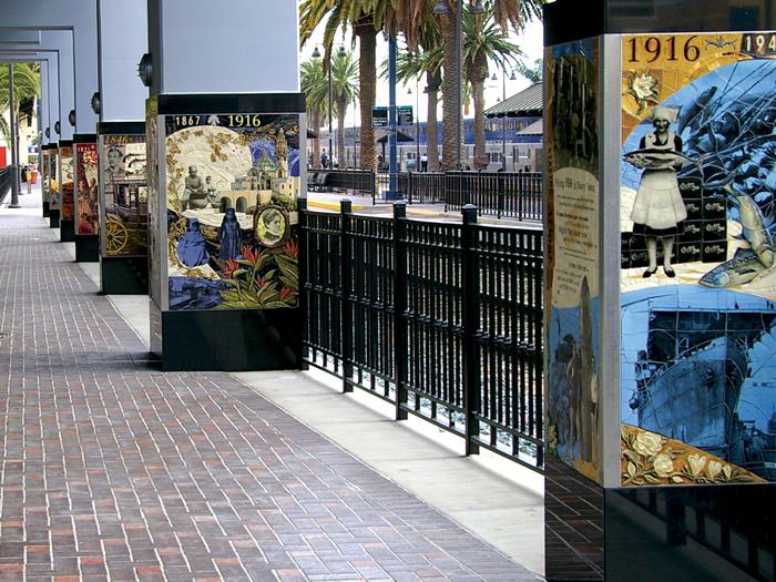 1_Sapphire_Tower_Columns_SanDiego_History