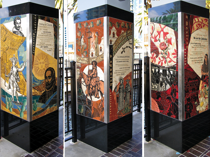 3_Sapphire_Tower_Columns_SanDiego_History