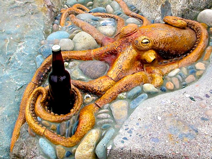4_Burger_beer_octopus