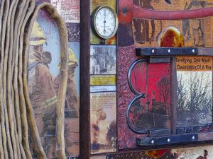 Carlsbad Firestation 3 FireFighter Heritage Installation