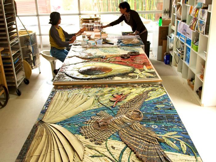 6_Fallbrook_library_mural_studio