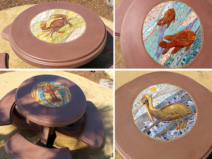 11_Fletcher_Cove_Park_mosaic_tables