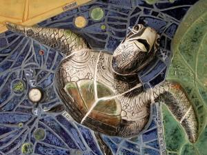 Undersea Garden Mural
