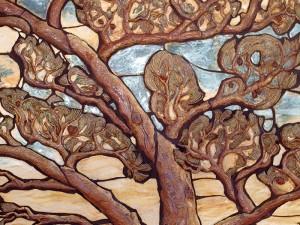 Torrey Pines Donor Mural